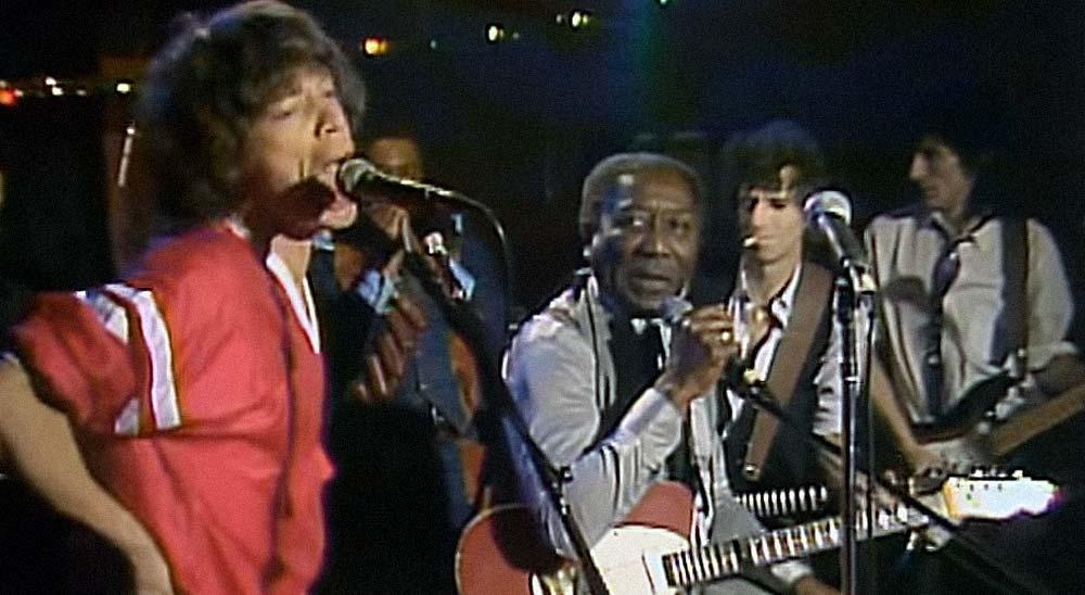 El día que Los Rolling Stones tocaron junto a Muddy Waters 5