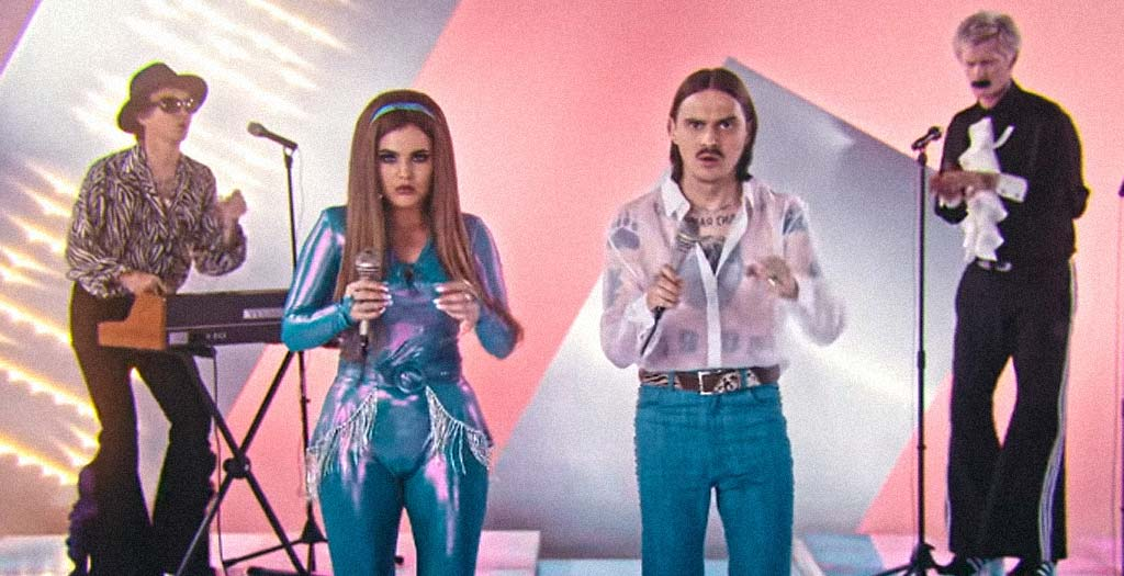 El vídeo de Rusia para Eurovisión es lo más friki del momento 13
