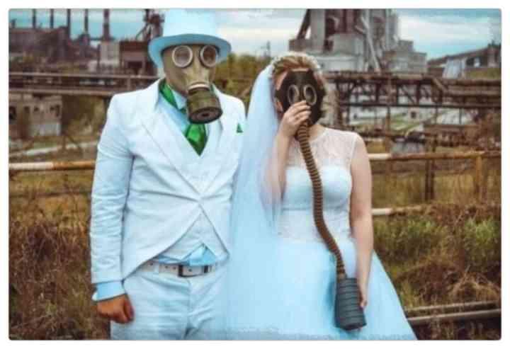 15 Parejas que han decidido casarse en plena pandemia 2