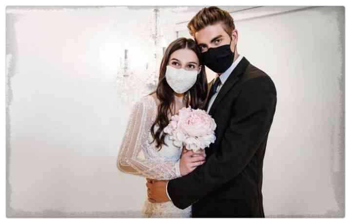 15 Parejas que han decidido casarse en plena pandemia 6