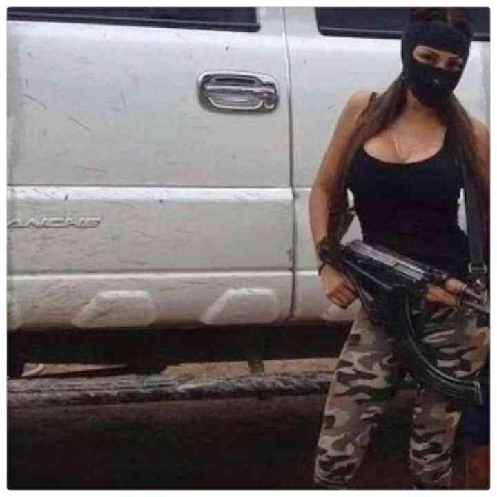 32 Fotos que los narcos mexicanos publican en sus redes sociales 15