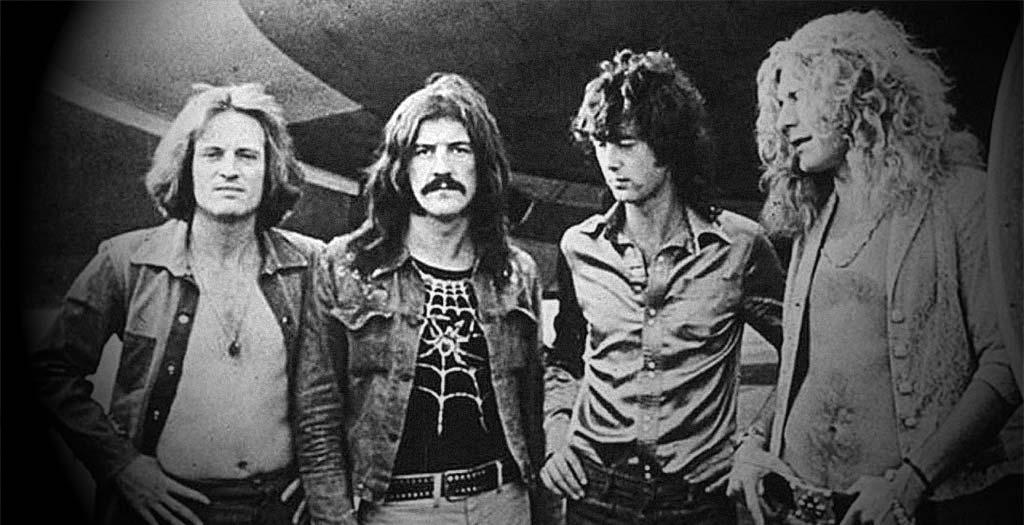 Robert Plant presentando Led Zeppelin al publico el 17 de Marzo de 1969 13