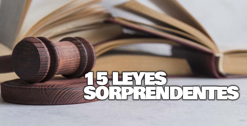 Descubre las 15 leyes más raras del mundo 4