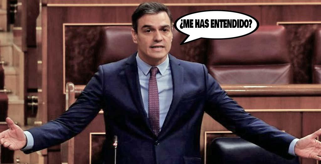El vídeo de Pedro Sánchez dando explicaciones como Ozores 4