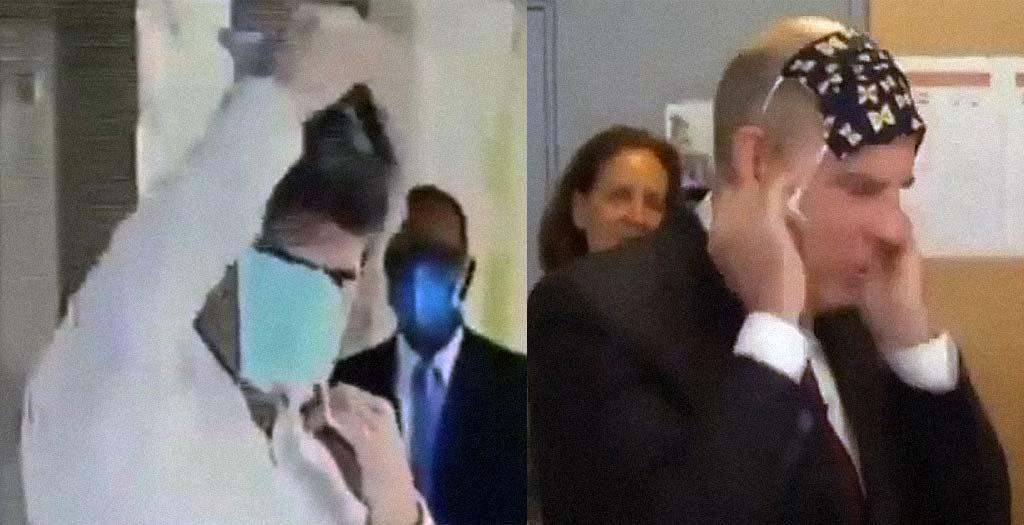 Los problemas del ministro de salud Brasileño con las mascarillas 5