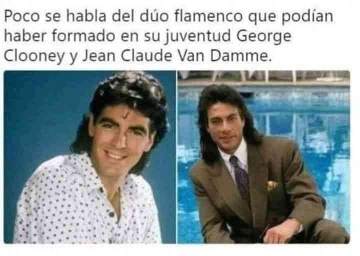 El pasado flamenco de algunos famosos... 1