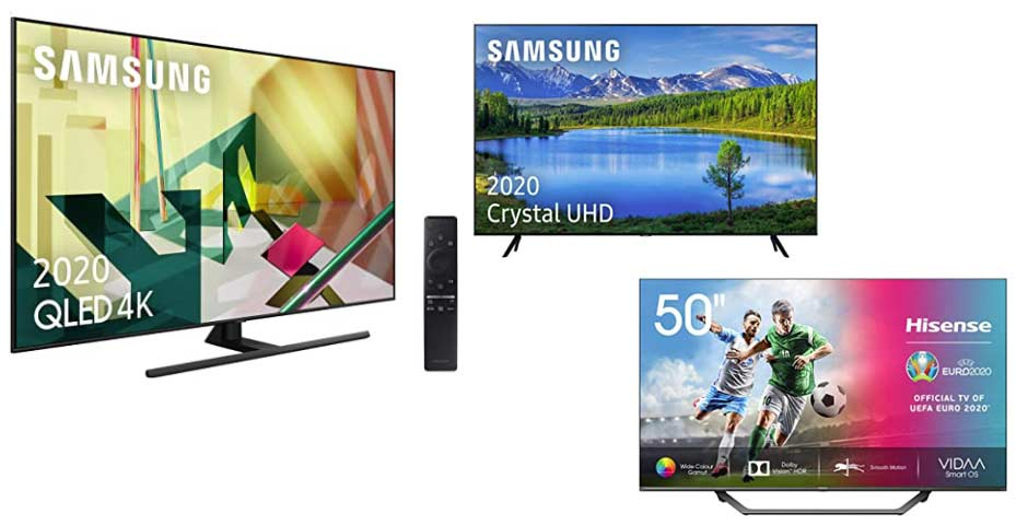 Las mejores ofertas en Smart TV para el Prime Day de Amazon 2