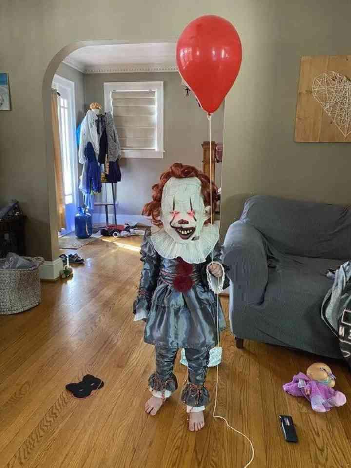 10 Personas que han triunfado con su disfraz este Halloween 7