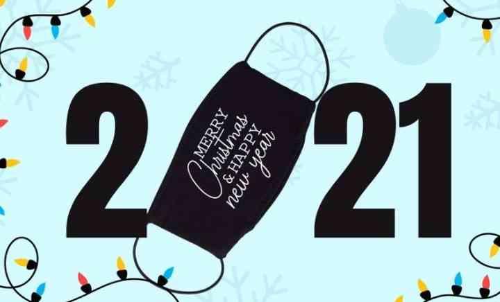 Las mejores felicitaciones de Año Nuevo 2021 1
