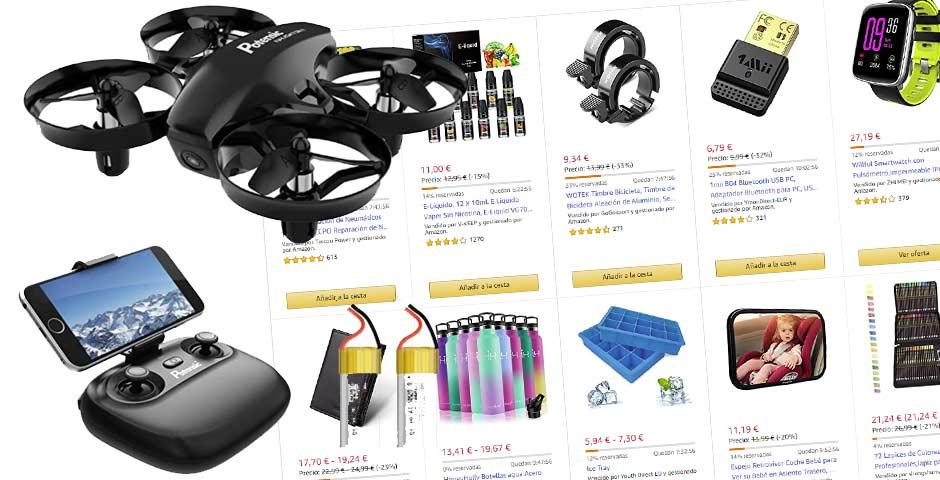 Super Ofertas de última hora en Amazon 2