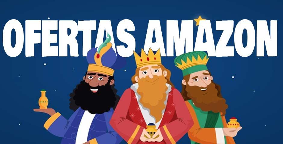 Llegan las Ofertas de los Reyes Magos a Amazon 1