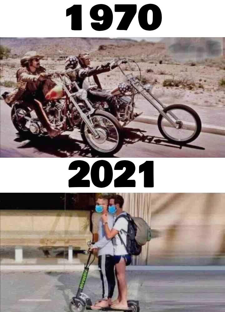 Feliz 2021, bienvenidos al principio del fin... 1