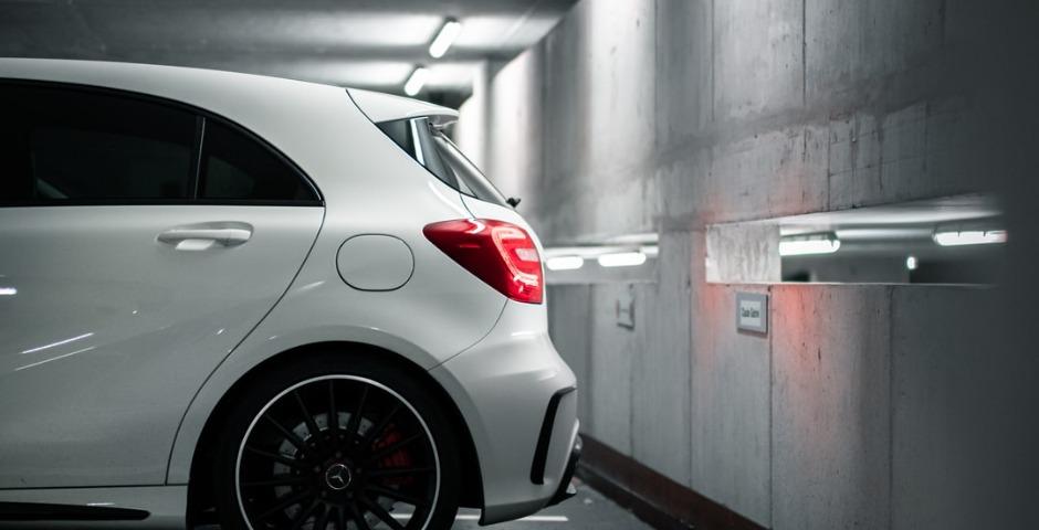 Sensor de aparcamiento casero 6