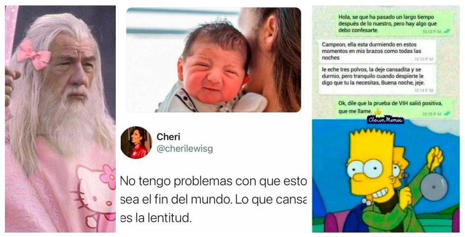 17 Memes llenos de humor e ironía que te van a dejar muñeco 4