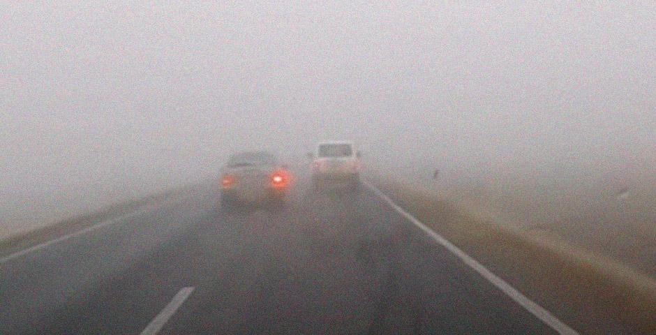 Adelantar con niebla es un gran error 7
