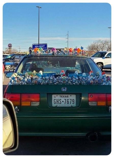 18 Disparatados tuneos de coches que te van a dejar muñeco 19