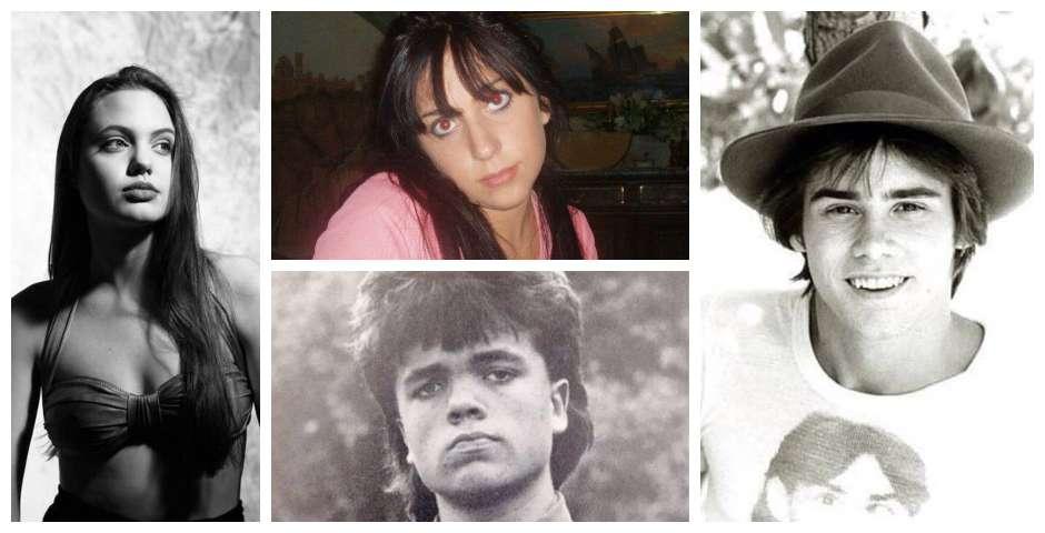 17 Fotos de famosos de hace un montón de años 1