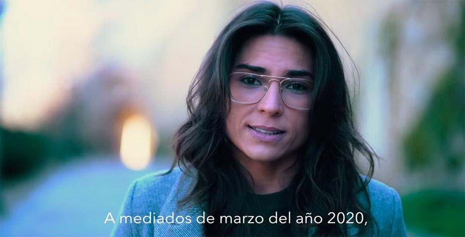 El vídeo más polémico de la semana. Hola 2021 4