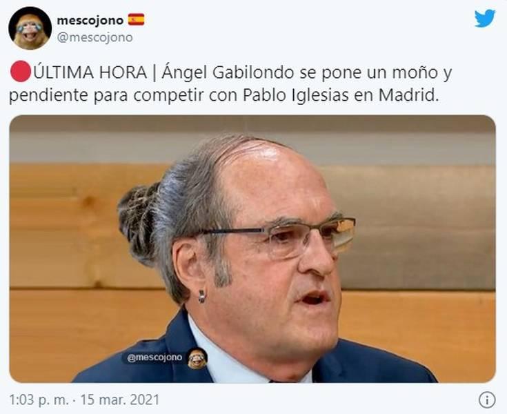 Los memes de la candidatura de Pablo Iglesias por Madrid 4