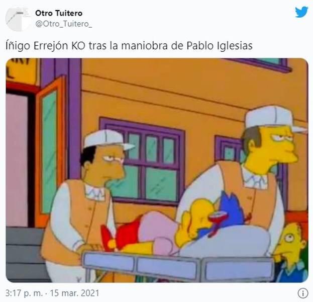 Los memes de la candidatura de Pablo Iglesias por Madrid 5