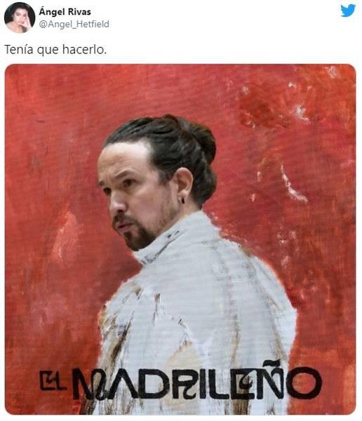 Los memes de la candidatura de Pablo Iglesias por Madrid 14