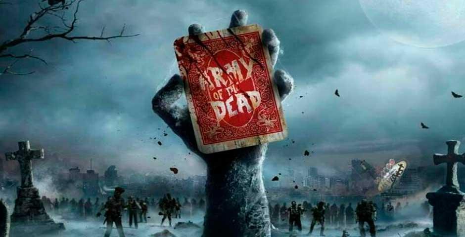 Army of the Dead (El ejercito de los muertos) 7