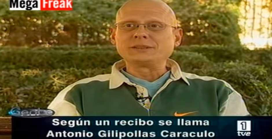 Los del gas le llaman Antonio Gilipollas Caraculo 4