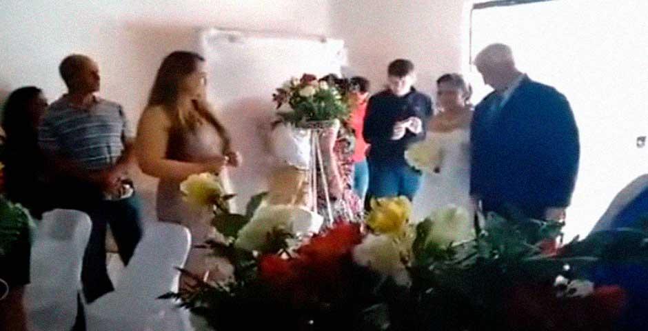 Que tu primo toque la trompeta en tu boda... ¡ERROR! 9