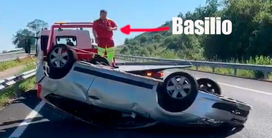 Un mal día para Basilio... 3