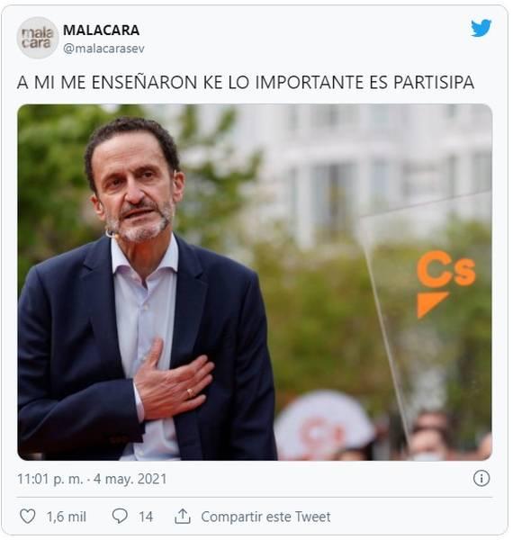 Los memes de las elecciones de Madrid, no te los pierdas 6