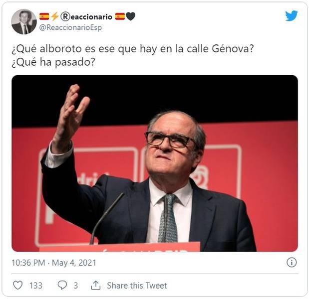 Los memes de las elecciones de Madrid, no te los pierdas 8