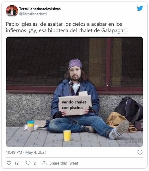 Los memes de las elecciones de Madrid, no te los pierdas 10