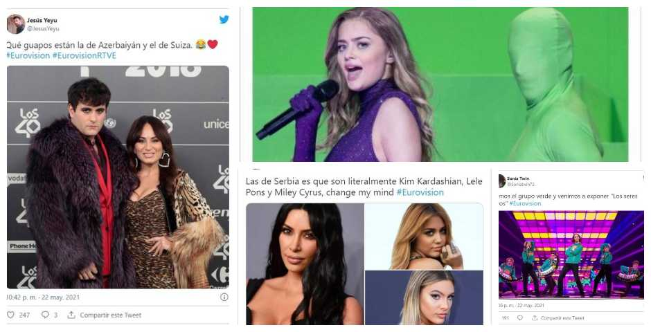 Los 21 mejores memes de Eurovisión 2021 3