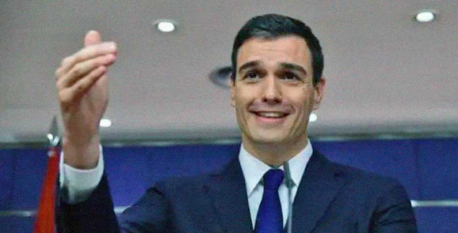 Pedro Sánchez solucionando lo de Ceuta 5