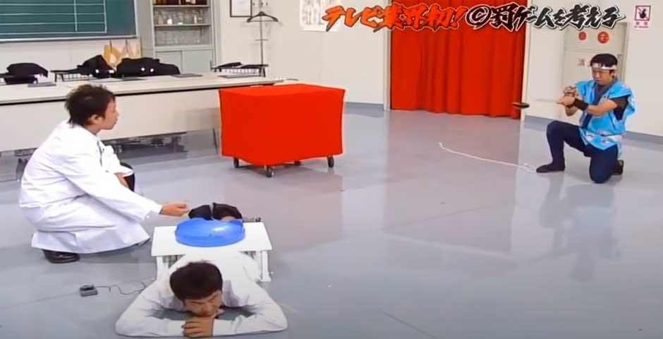 La maldad de los concursos Japoneses no conoce limites 17
