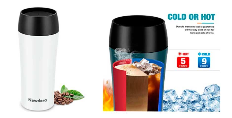 La oferta del día: Termo para bebidas frías y calientes a 4,99€ 1