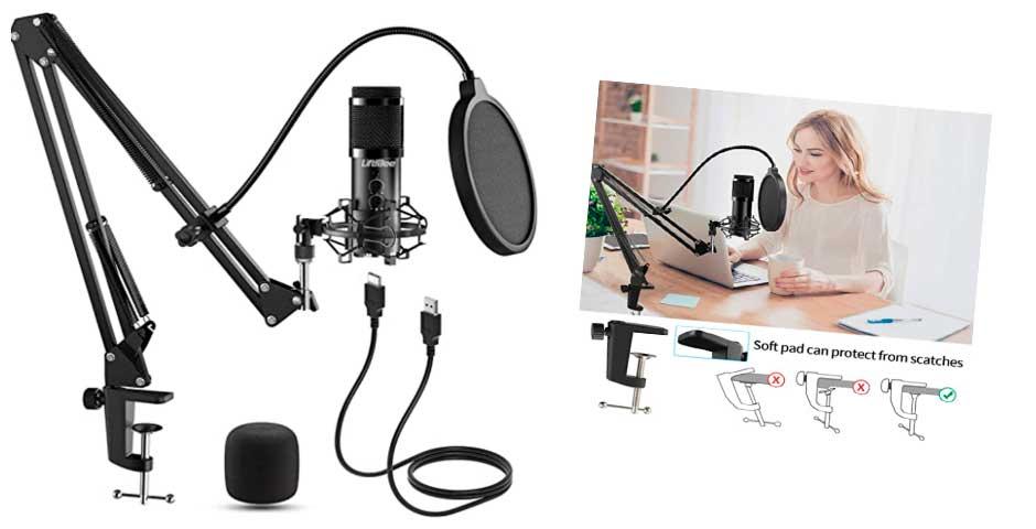 Oferta del día: Micrófonos para hacer directos o grabar vídeos 3