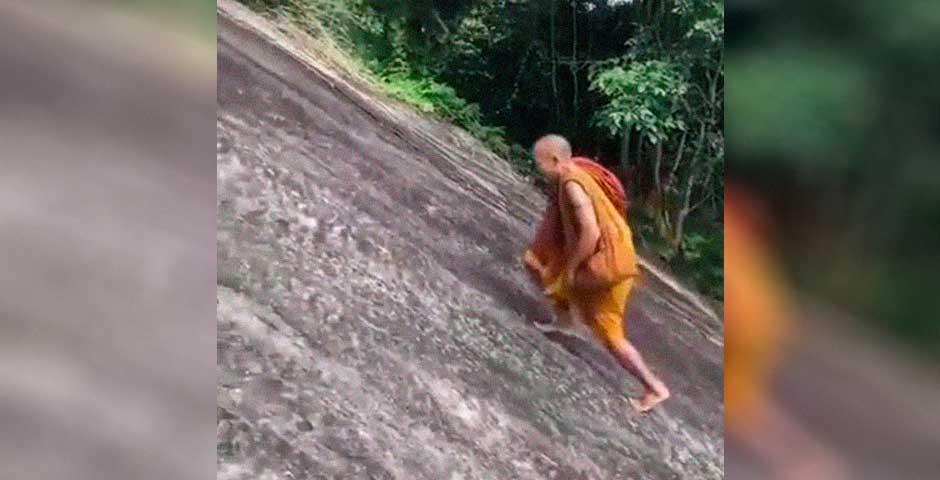 Este monje Budista se ha vuelto viral y te va a sorprender el motivo 7