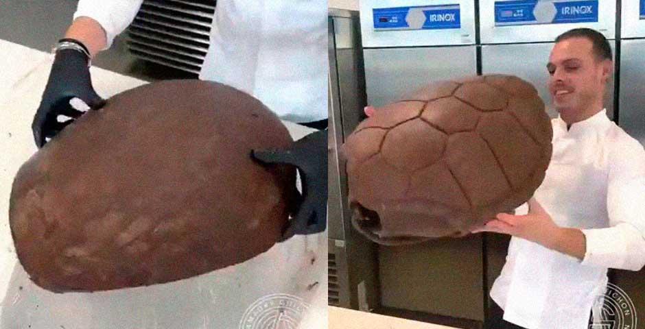No te vas a creer lo que esta haciendo este pastelero 3