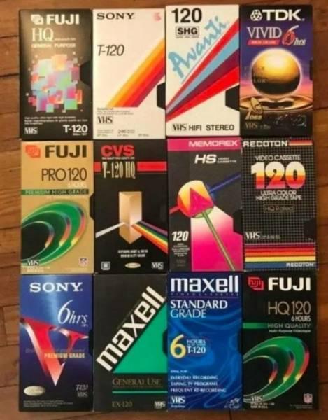 Si has usado todas estas cosas que salen en la galería de fotos, eres un viejuno como yo 13