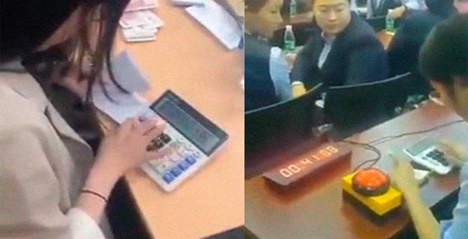 Campeonas mundiales en usar la calculadora 7