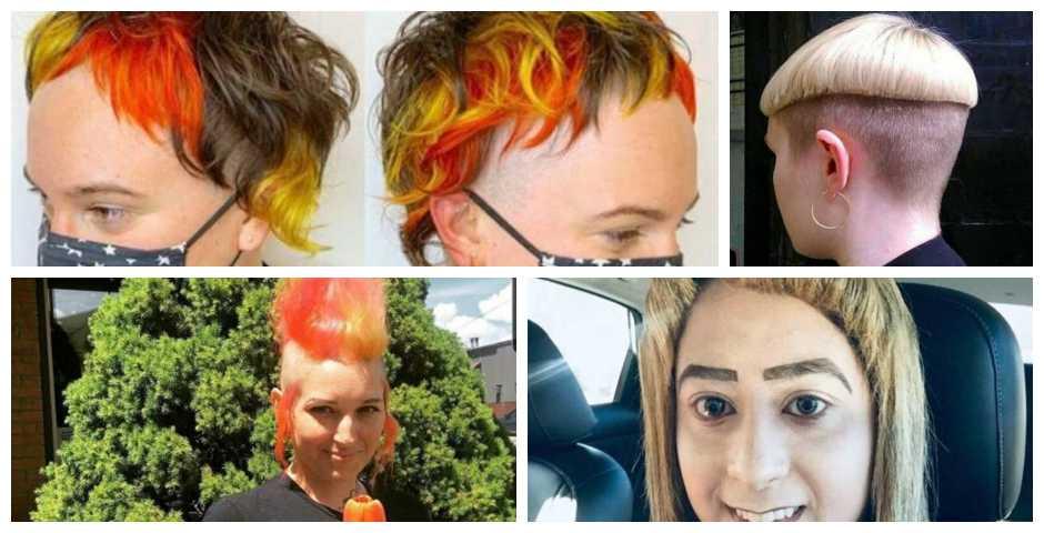 20 divertidas ideas para cortarte el pelo 3