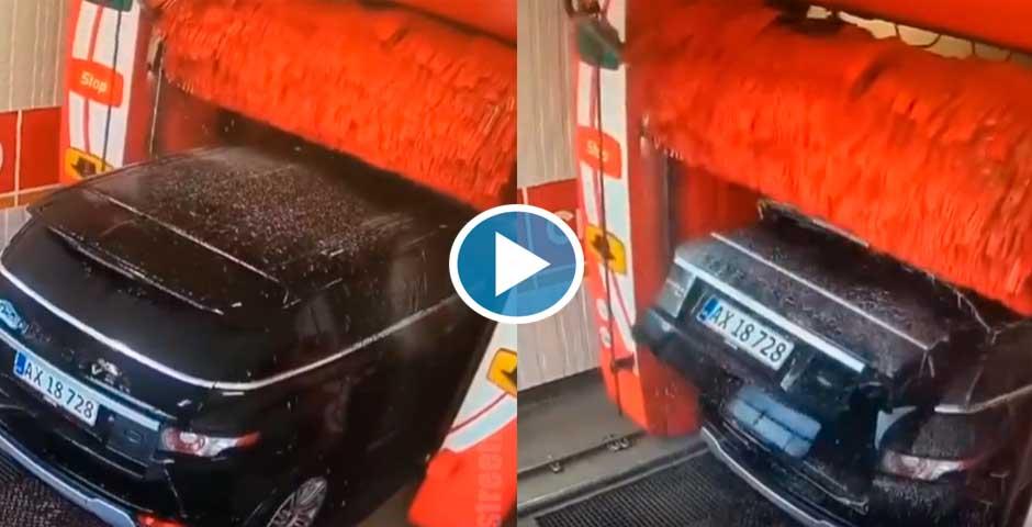 Cuidado con la apertura automática del maletero del coche 2