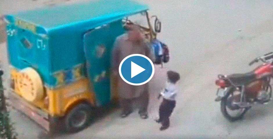 En shock con lo ocurrido en las calles de la India 3